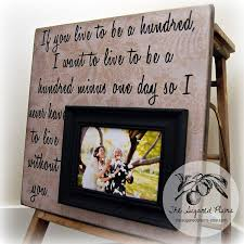 Engraved Wedding Gifts Ideas Personalized Picture Frame Wedding Gift Anniversary Gift If