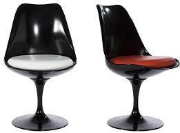 replica eero saarinen executive chair modern fiberglass office