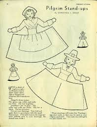 26 best thanksgiving paper dolls images on paper