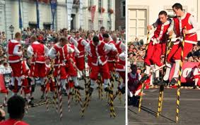 what are some belgian customs and traditions culture of belgium