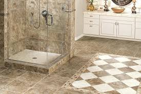 Floor Tiles For Bathroom Porcelain Or Ceramic Tile For Shower Venkatweetz Me