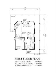 great room plans cabins vacation homes house plans house plan 160 1015