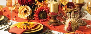 handmade thanksgiving table setting ideas the glue string