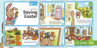 the story of the easter bunny saving easter story easter eggs egg bunny easter bunny