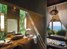 Best Balinese Bathrooms Images On Pinterest Architecture - Balinese bathroom design