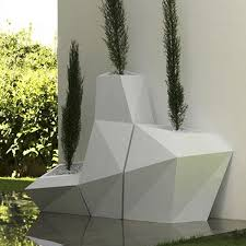 vondom faz large outdoor planter planters homeinfatuation com
