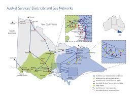 Gas Map Who Is Ausnet Services