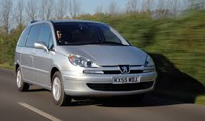 used peugeot 807 peugeot 807 estate review 2002 2010 parkers