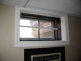 wonderful small basement windows long curtains over short basement