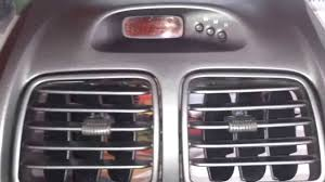 panel instrumentos hyundai accent prime youtube