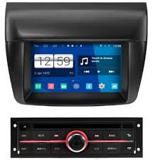 mitsubishi l200 2007 for mitsubishi l200 2007 2012 quad core android 4 4 autoradio dvd