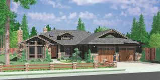 one level homes ranch house plans house design ranch style home plans