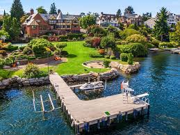 a stunning seattle home on the water with some a list neighbours