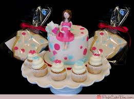 baby shower cupcakes u0026 cookies custom baby shower cakes