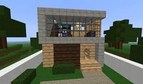 simple modern house minecraft small pretty ideas 6 on home design