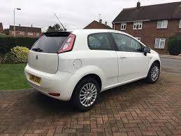 2014 fiat punto 1 2 pop 3dr manual only 13 000 milage 1year mot
