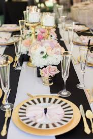 Pink And Gold Table Setting by Pink And Gold Archives Lauren Renee