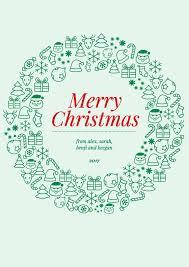 christmas card 200 christmas card design tips fonts templates venngage
