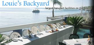 Louies Backyard South Padre Island Services Weddings Catering Health Medical
