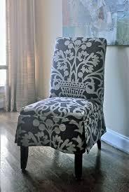chair furniture how to make custom diningair slipcover hgtv