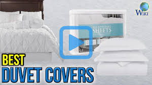 Best Duvet Covers Top 10 Duvet Covers Of 2017 Video Review