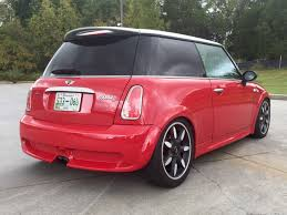 pink mini cooper fs 2006 mini cooper s jcw 12 of 100 north american motoring