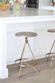 modern kitchen stool the best modern farmhouse bar stools an update on mine