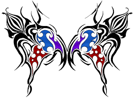 new tattoo butterfly angel tribal wings tattoo designs tattoo