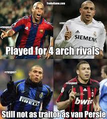 Funny Soccer Meme - ronaldo is still not a traitor soccer memes