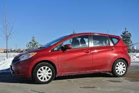 nissan versa note sl car review 2014 nissan versa note driving