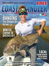 The Reef Biloxi Best Seafood Restaurant Coastal Angler Magazine Jan Mississippi By Coastal Angler