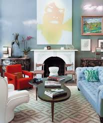 maison home interiors bright apartment in a variety of colors digsdigs