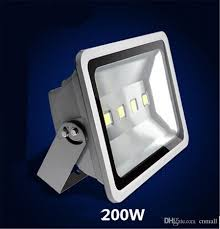 Outdoor Led Flood Lights by 2015 200w Outdoor Led Floodlights 4x50w 200w 20000 Lumens Led