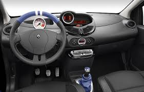 renault interior interior of the renault twingo rs gordini automotorblog