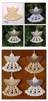 crochet ornaments free patterns squareone for