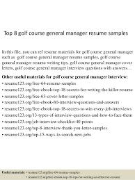 golf general manager resume 28 images general manager resume