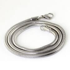 stainless steel snake bracelet images Hot selling high quality 100 316l stainless steel snake chain jpg