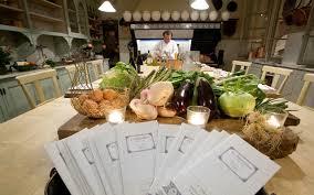 cours de cuisine gastronomique la mirande hotel restaurant gastronomique avignon château hotel de
