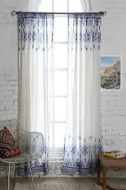 Eclipse Samara Curtains Royal Blue Trellis Curtains Surprising Curtain Durdor