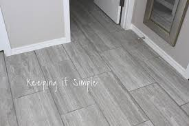 keeping it simple tips on how to install tile flooring in a