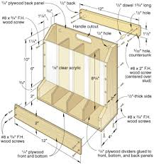 simple woodwork project ideas plans diy free download modern