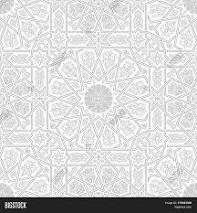 seamless islamic moroccan pattern image u0026 photo bigstock
