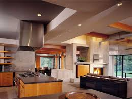 Living Room Open Concept Kitchen Living Room Designs One Big