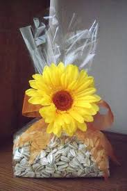 sunflower seed wedding favors sunflower wedding favors roasted sunflower seeds salted in shell