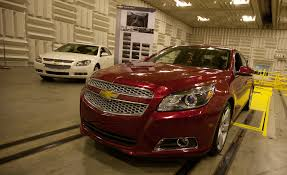 we poke and prod a 2013 chevrolet malibu interior and find lots of