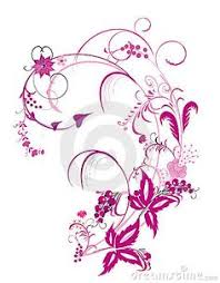 Flowers On Vines Tattoo Designs - flower and vine tattoo picture art design ideas design idea for
