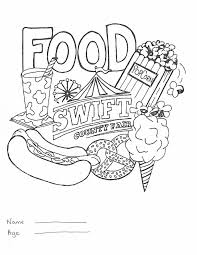 kids coloring contest 2017 swift county fair