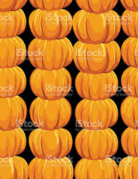 halloween repeating background patterns seamless autumn halloween background pattern stock vector art