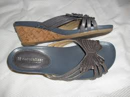 naturalizer n5 soft comfort gray leather and 50 similar items