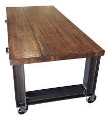 Industrial Office Desks by Custom Industrial Office Desk By Urban Ironcraft Custommade Com